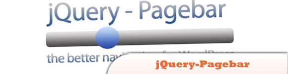 jQuery-Pagebar