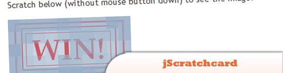 jScratchcard