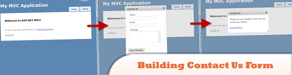 Building Contact Us Form