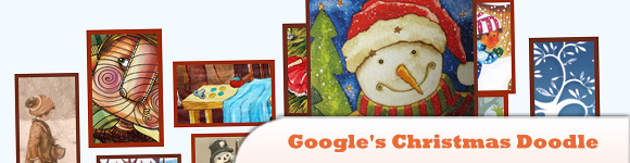 Google's Christmas Doodle