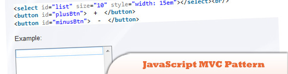 10. JavaScript MVC Pattern Overview