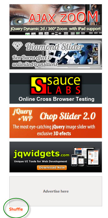 jquery-blog-ads