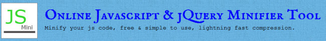 minify-your-javascript-and-jquery-code-online