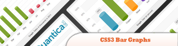 CSS3 Bar Graphs