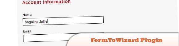 FormToWizard plugin