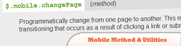 Mobile Method & Utilities