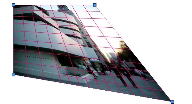 projective-canvas