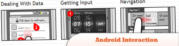 Android Interaction