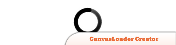 CanvasLoader Creator