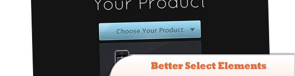 Better Select Elements