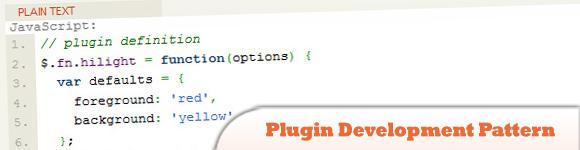 Plugin Development Pattern