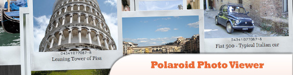 Polaroid Photo Viewer