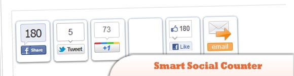 Smart Social Counter