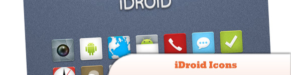 iDroid Icons