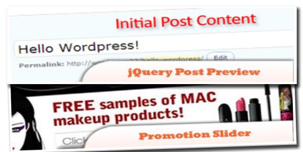 10 jQuery-based WordPress Plugins