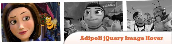 Adipoli jQuery Image Hover