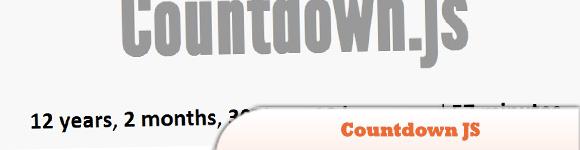 Countdown JS