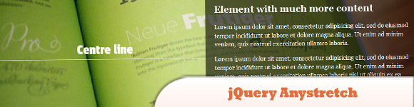 jQuery Anystretch