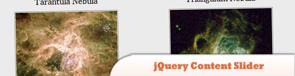 jQuery Content Slider