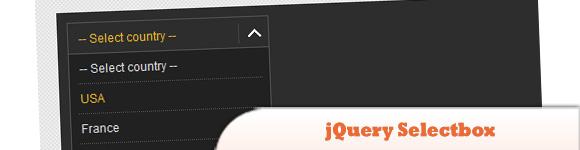 jQuery Selectbox