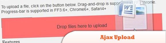 Ajax Upload