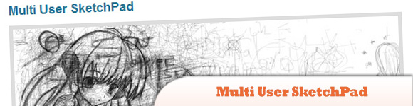Multi User SketchPad