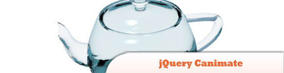 jQuery Canimate