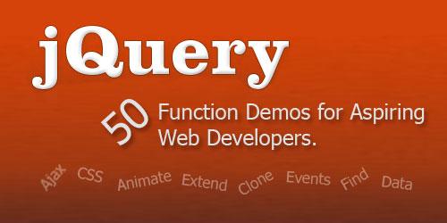 50-jQuery-Function-Demos