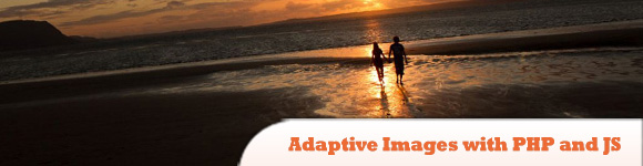 Adaptive Images with PHP