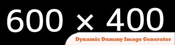 Dynamic Dummy Image Generator