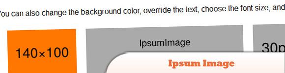Ipsum Image