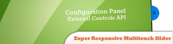 Zuper Responsive Multitouch Slider