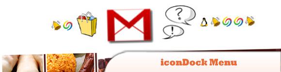 iconDock Menu