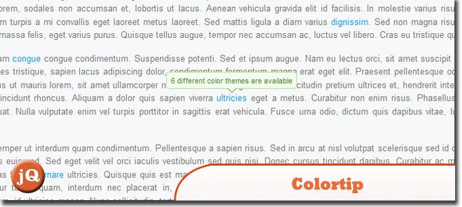Colortip