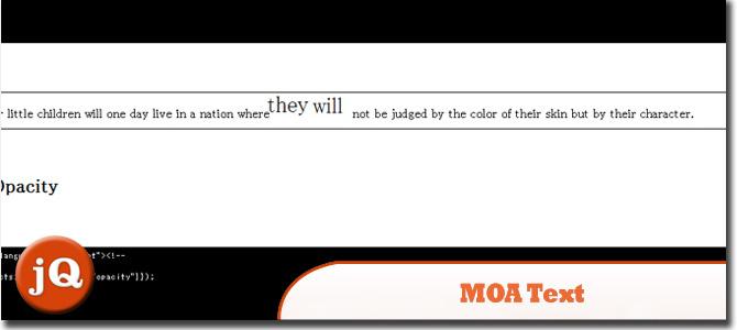 MOA Text