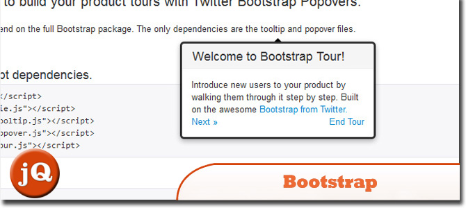 10+ jQuery Web Tour, Help and Instructional Plugins — SitePoint
