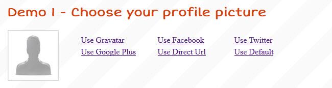 choose profile pic