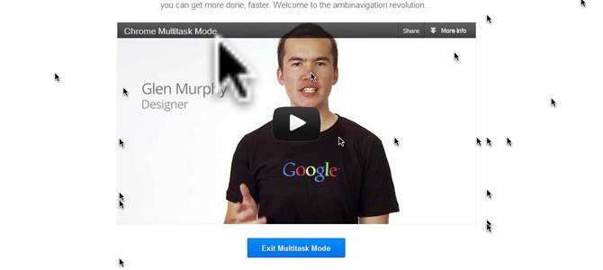Chrome Multitask Mode