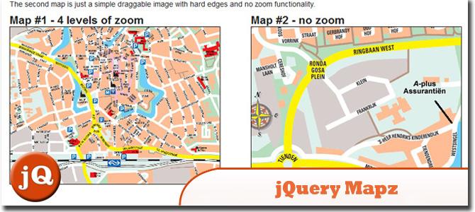 jQuery Mapz
