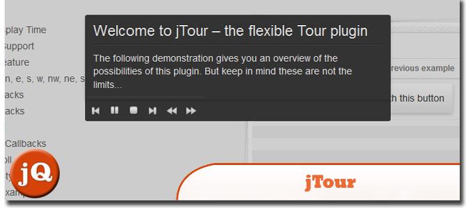 jQuery Tour