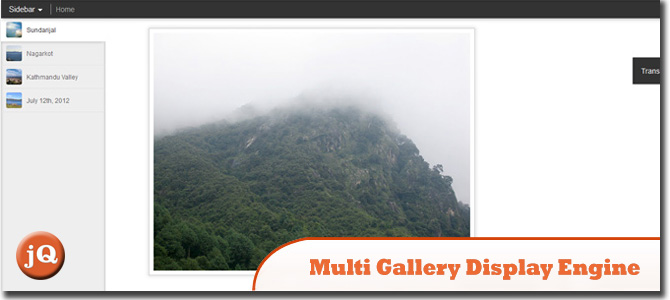 Blogger Multi Gallery Display Engine