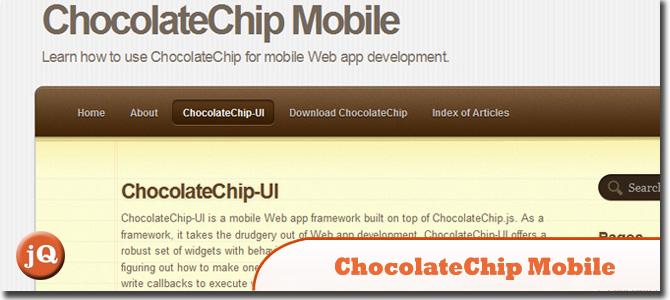 ChocolateChip Mobile