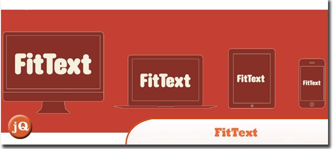 FitText