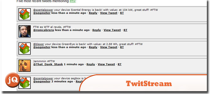 TwitStream