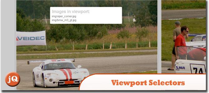 Viewport Selectors