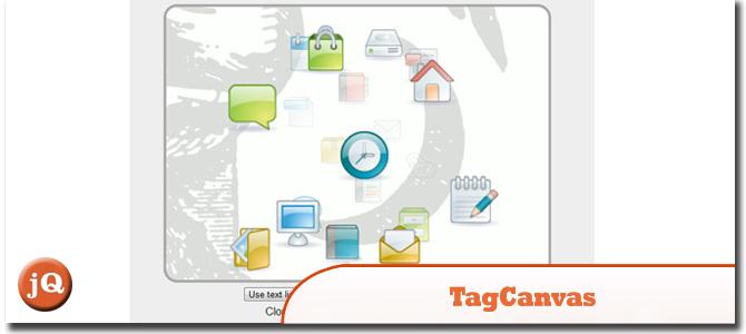 TagCanvas