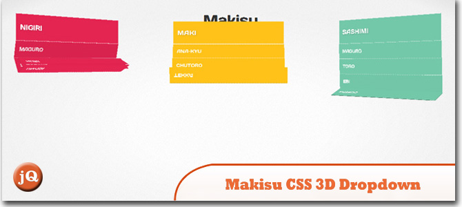 Makisu-CSS-3D-Dropdown.jpg