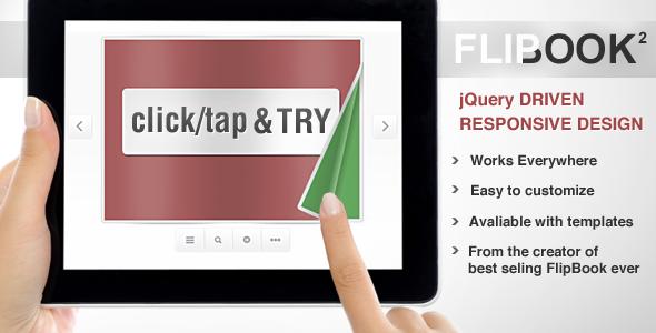 flipbook jquery code