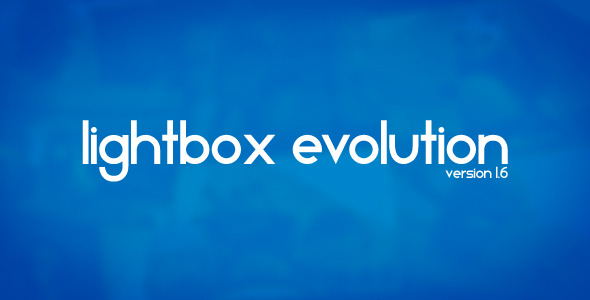 jQuery Lightbox Evolution