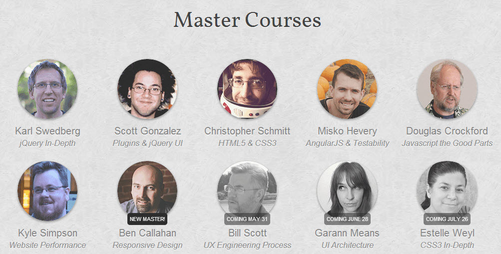 master-courses
